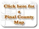 Pinal County Map