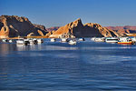 Houseboating Lake Powell