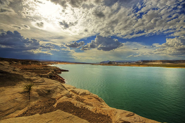 Lake of the Desert