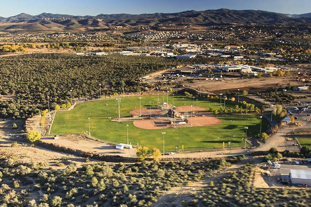 Pioneer Park Baseball Fields