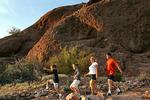 Family Hike in Tempe