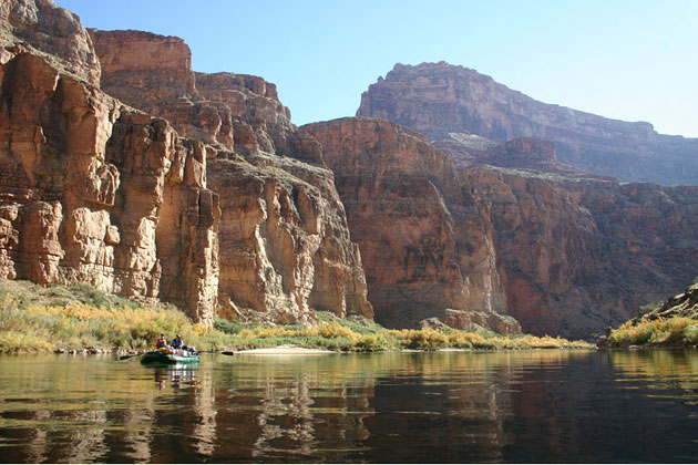 Whitewater Rafting Grand Canyon