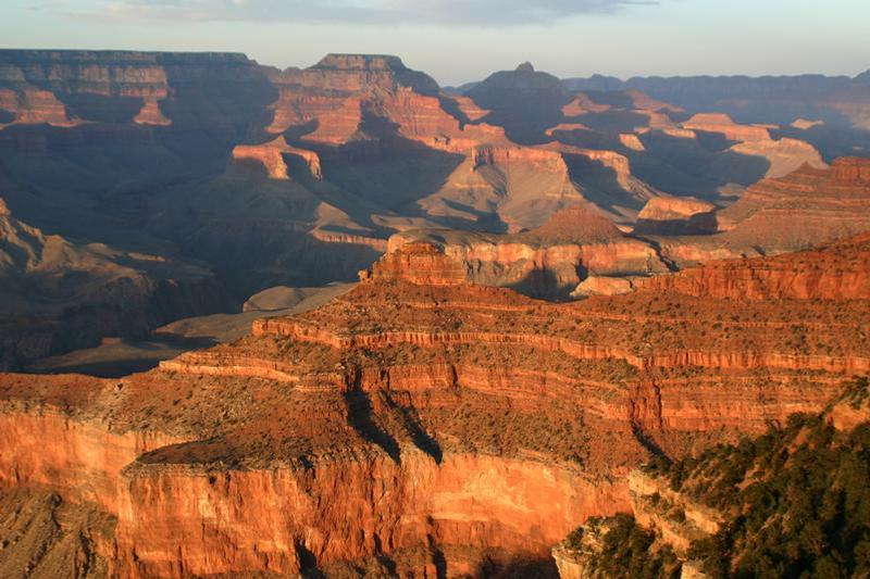Weathering the Seasons in Grand Canyon National Park