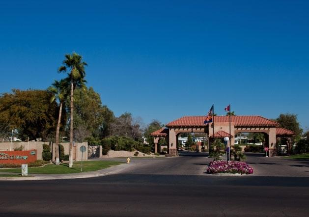 Pueblo El Mirage RV Resort