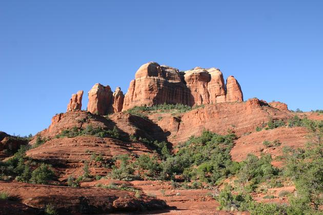 The Cathedral Rock Trail