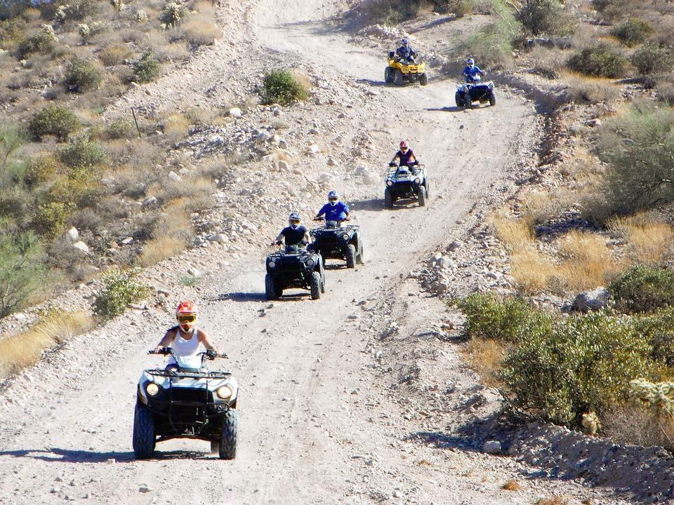 Stellar Adventures - Hummer and ATV Tours