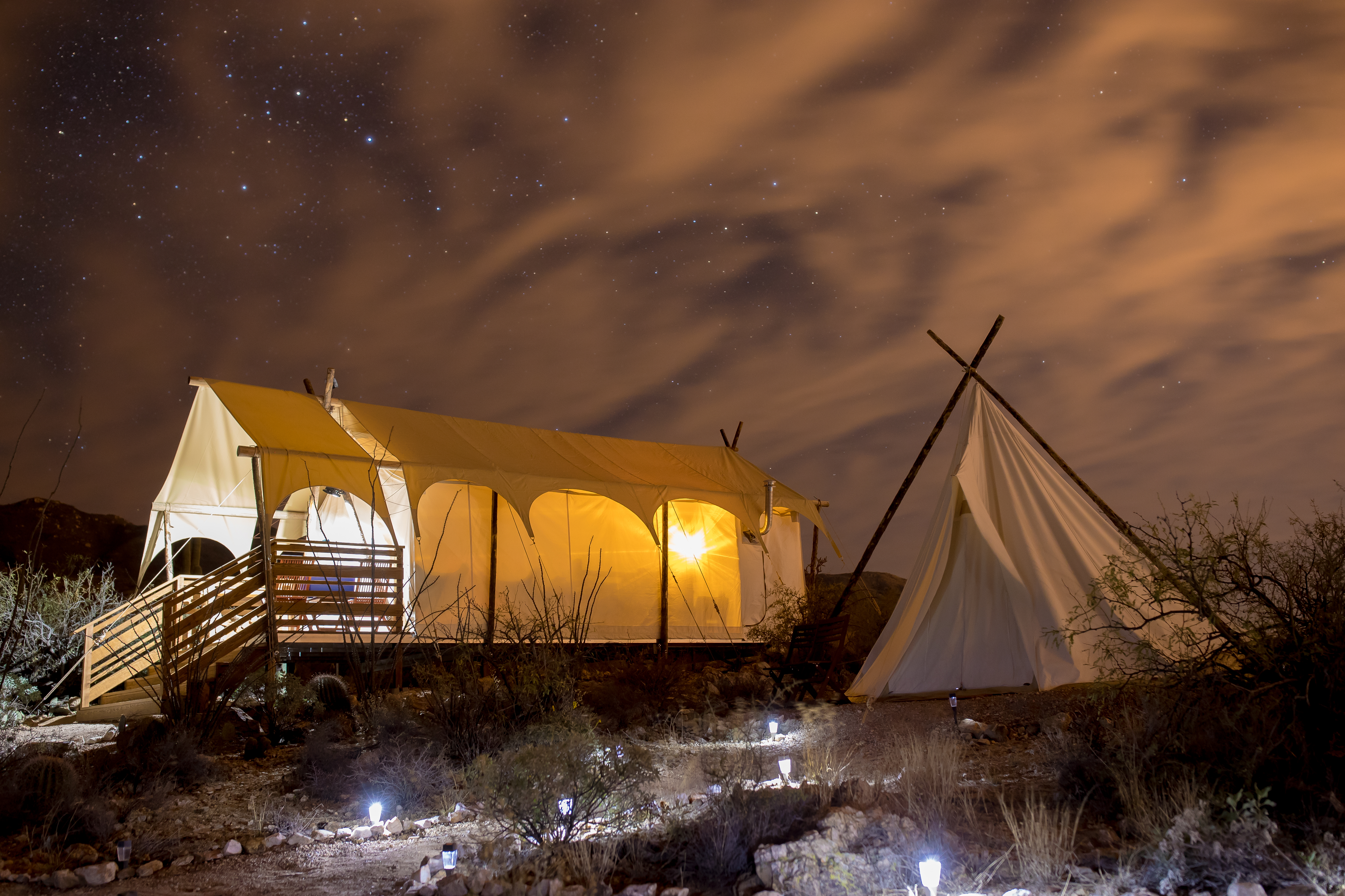Under Canvas Tucson