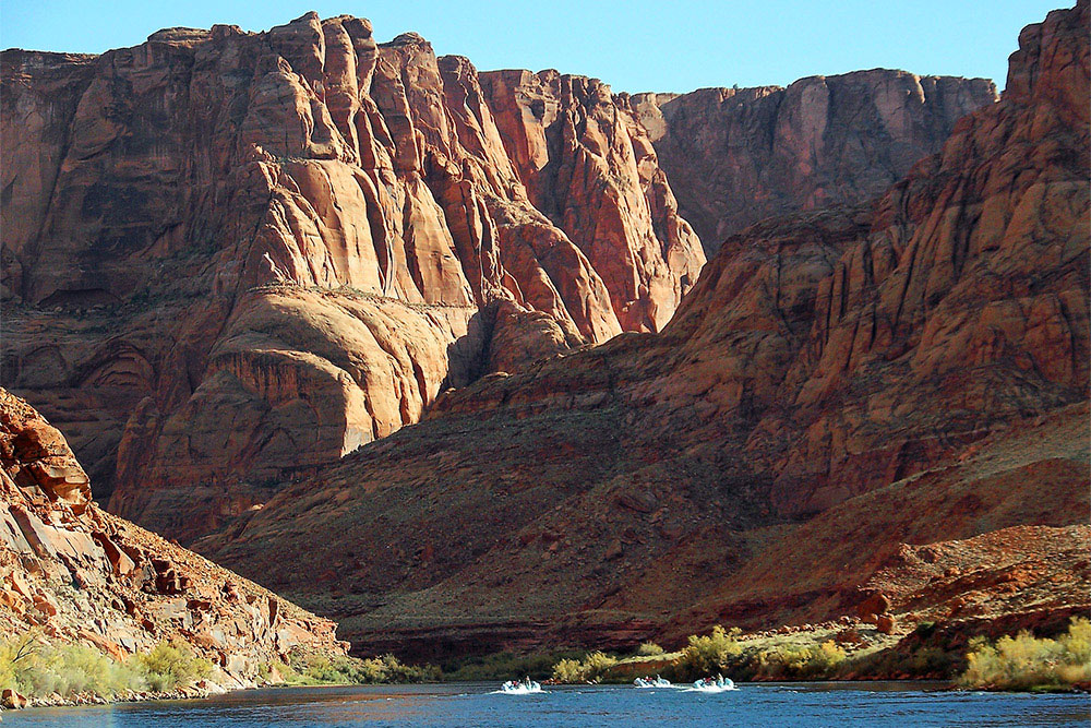 Wilderness River Adventures - Glen Canyon Float Trip