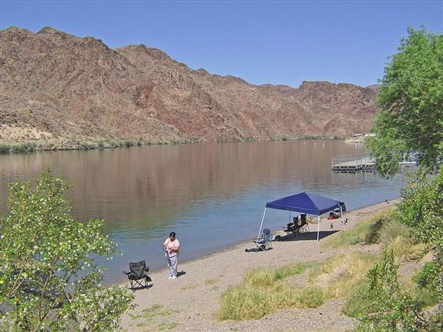Willow Beach Rv Park And Campground