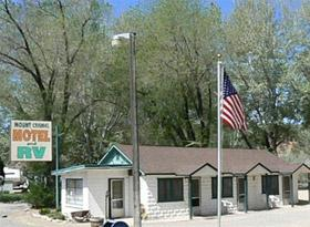 Mt Carmel Motel Rv Park Cabins