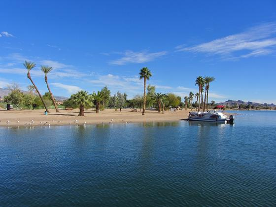 Rotary Park in Lake Havasu City