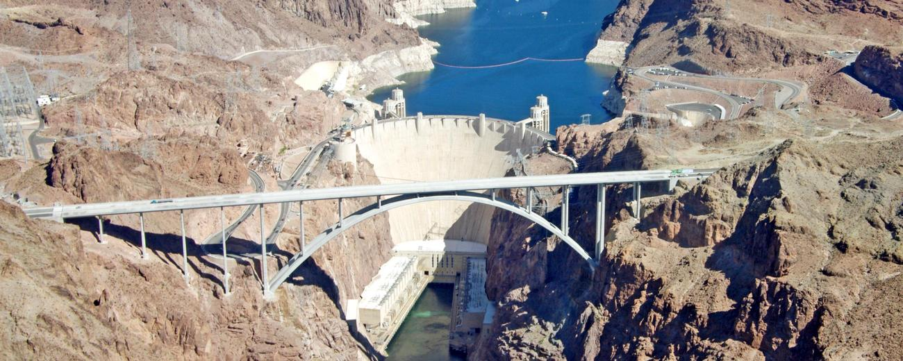 Fishing information for lake mead nra arizona and arizona for Lake mead fishing guides