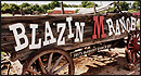 Blazin' M Ranch Wild West Adventure