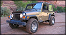 Arizona Canyon Jeep Tours